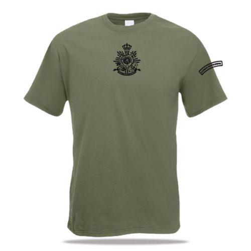 Borst t-shirt Korps Mariniers
