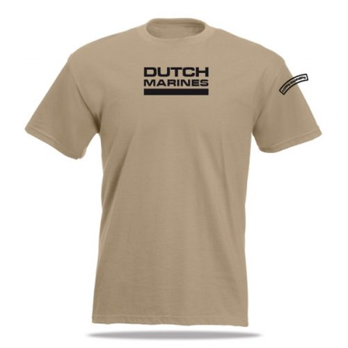 Dutch Marines t-shirt