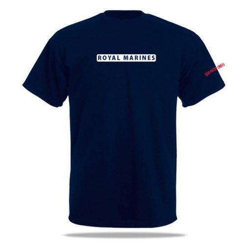 bedrukt defensie t-shirt