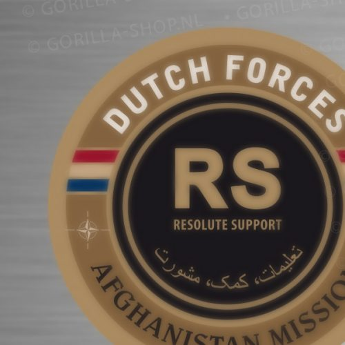 Resolute Support, RS