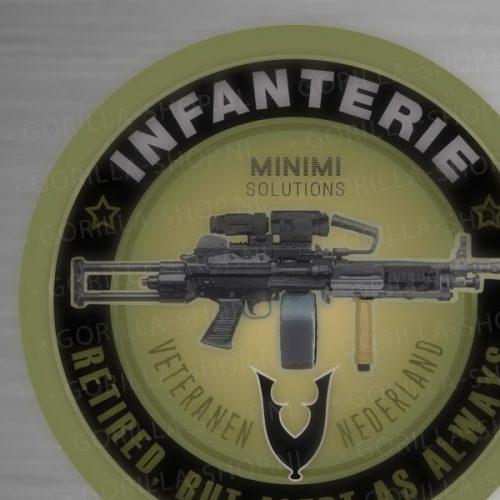 MINIMI sticker