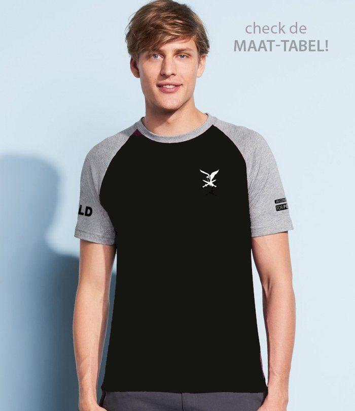 Veteraan t-shirt, Defensie t-shirt