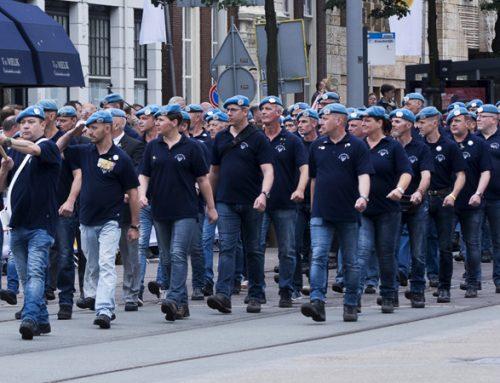 Veteranendagen en 'jouw' Veteraan T-shirt!