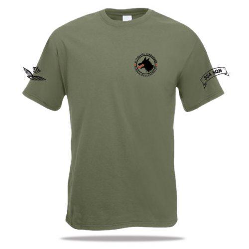 t-shirt Defensie
